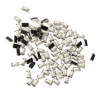 140Pcs momentanée Tactile Bouton poussoir Micro SMD SMT Tact Switches 14 Types nous