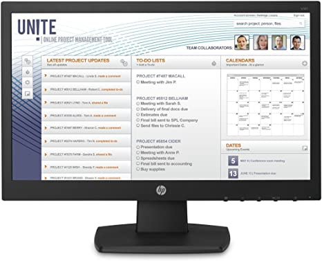HP - Monitor (47 cm (18.5
