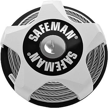 Safeman Candado de Bloqueo r/ápido multifunci/ón