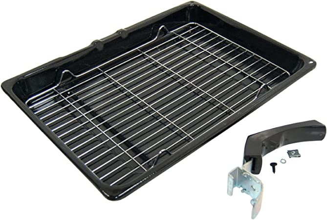 ZANUSSI Compatible UNIVERSAL COOKER OVEN GRILL PAN HANDLE Spares