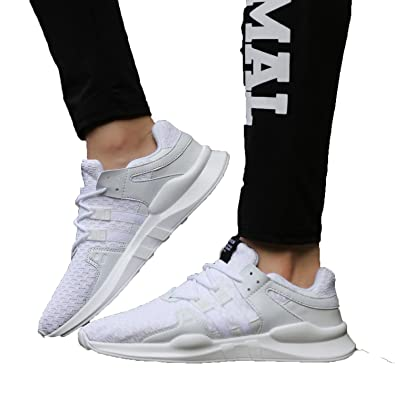 Fashion-Lover Men Sports Shoes Running Lace-up Athletic Trainers Zapatillas Outdoor Walking Sneakers