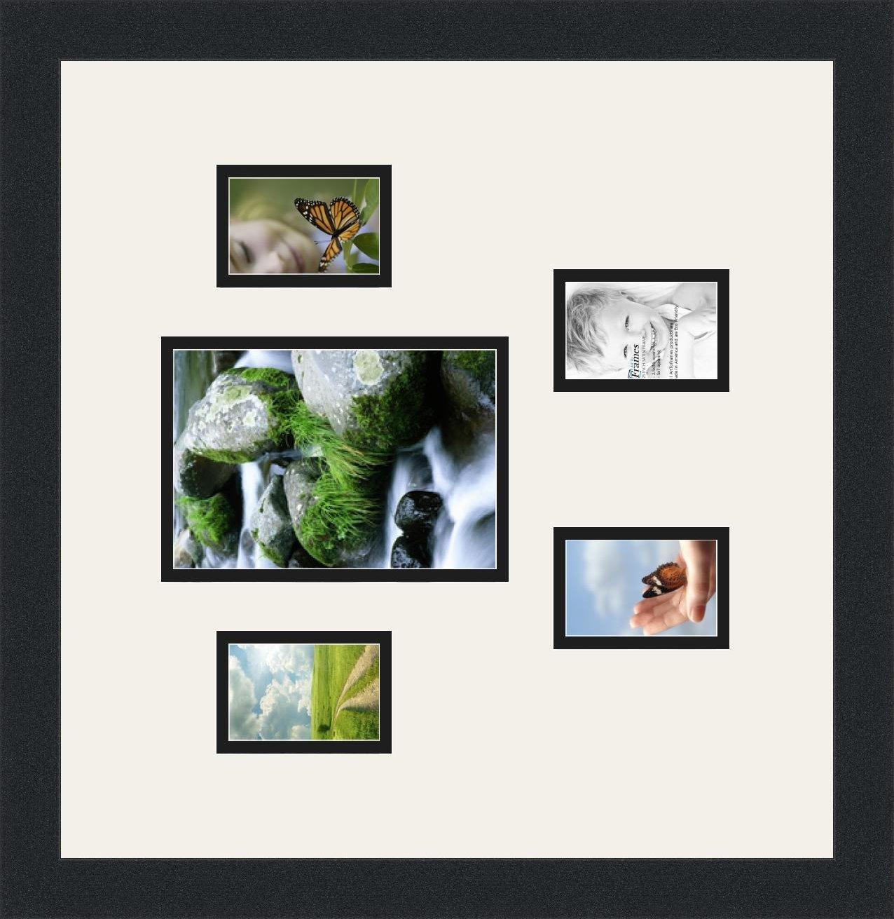 Großzügig 3 öffnung 5x7 Collage Rahmen Fotos - Benutzerdefinierte ...