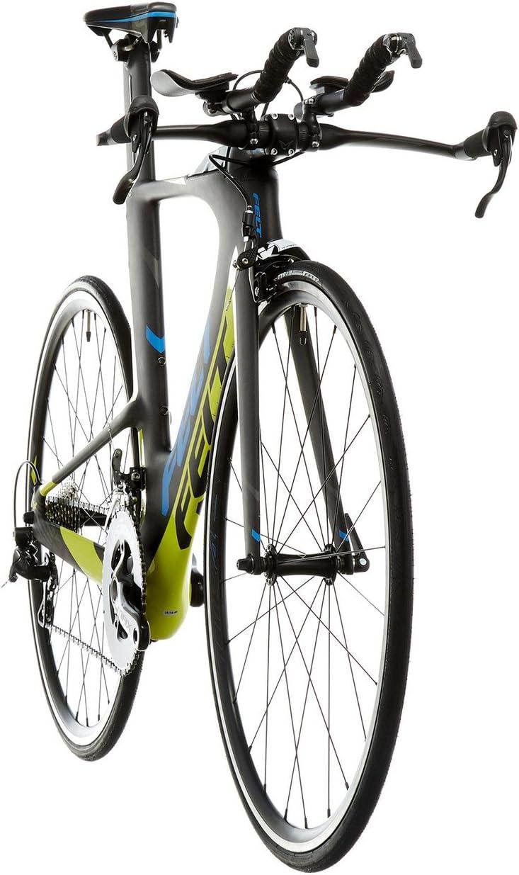 Felt IA14 - Bicicletas triatlón - amarillo/negro Tamaño del cuadro ...