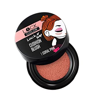 Amazon.com: L.O.C.K. N TAP COJÍN BLUSH: Beauty