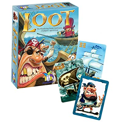 LOOT Card Game: Toys & Games
