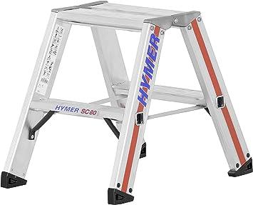 Hymer 802404 Escalera de tijera: Amazon.es: Bricolaje y herramientas