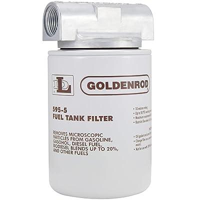 GOLDENROD 595-3/4 Fuel Tank Filter: Automotive