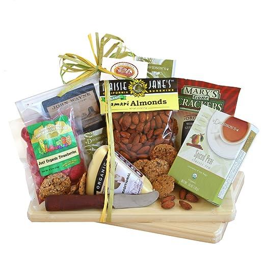 Organic Variety Gift Basket