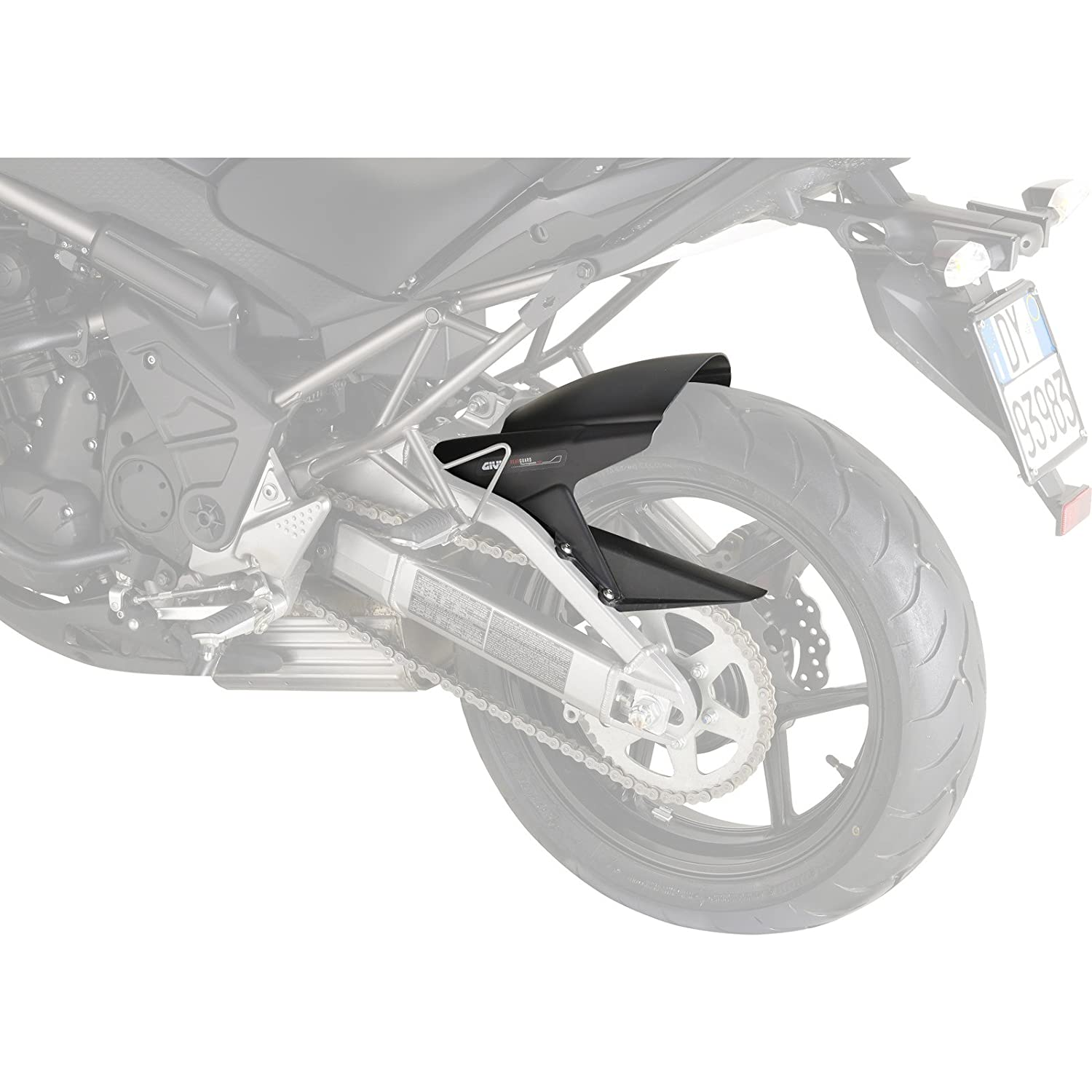 Givi Mud Guard Kawasaki Versys 650 10-15 (MG4103)
