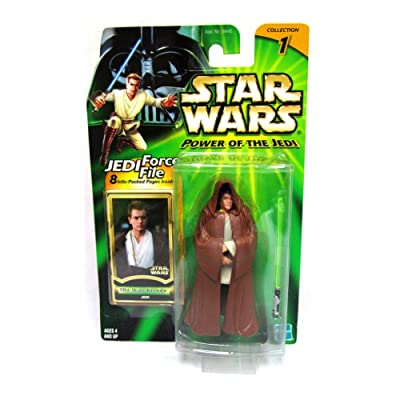 Hasbro Star Wars power of the Jedi Obi-Wan-Kenobi: Toys & Games