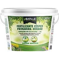 Abonos - Fertilizante Cesped Primavera-Verano Cubo 5kg - Batlle