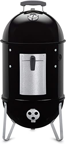 Weber 14-inch Smokey Mountain Cooker