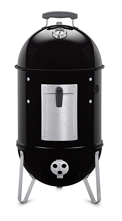 Weber Smokey Mountain Smoker >> Amazon Com Weber 711001 Smokey Mountain Cooker 14 Inch Charcoal