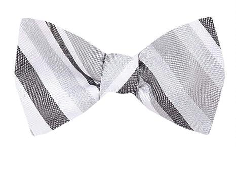 59eeb88a51f3 Tie yourself Bow Ties Silk Mens Pattern Self tie Bowtie at Amazon ...