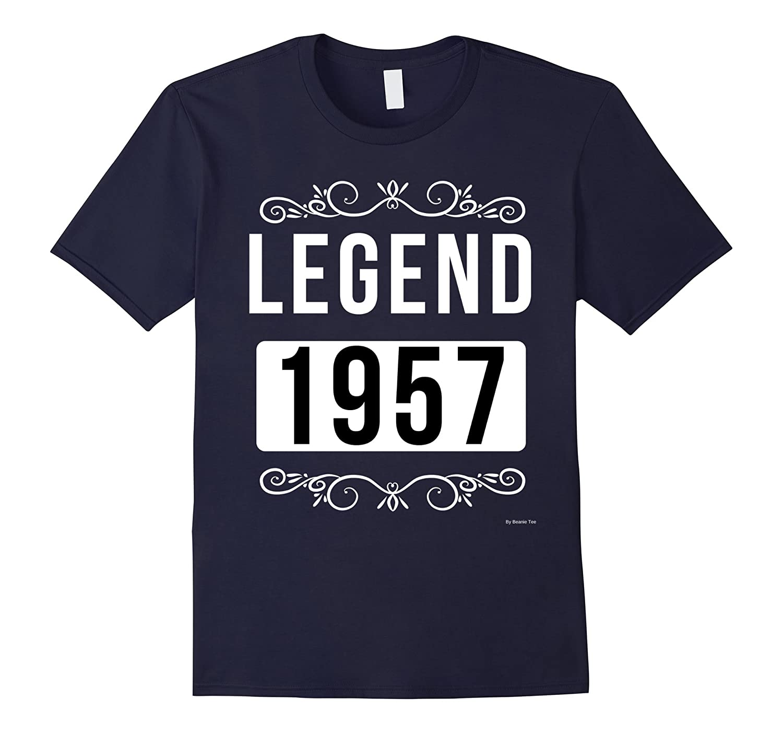 1957 Birthday Shirt Legend Since 1957 Born In 1957 Tee-CD