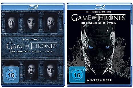 Game Of Thrones Staffel 67 Blu Ray Set Amazonde Peter Dinklage