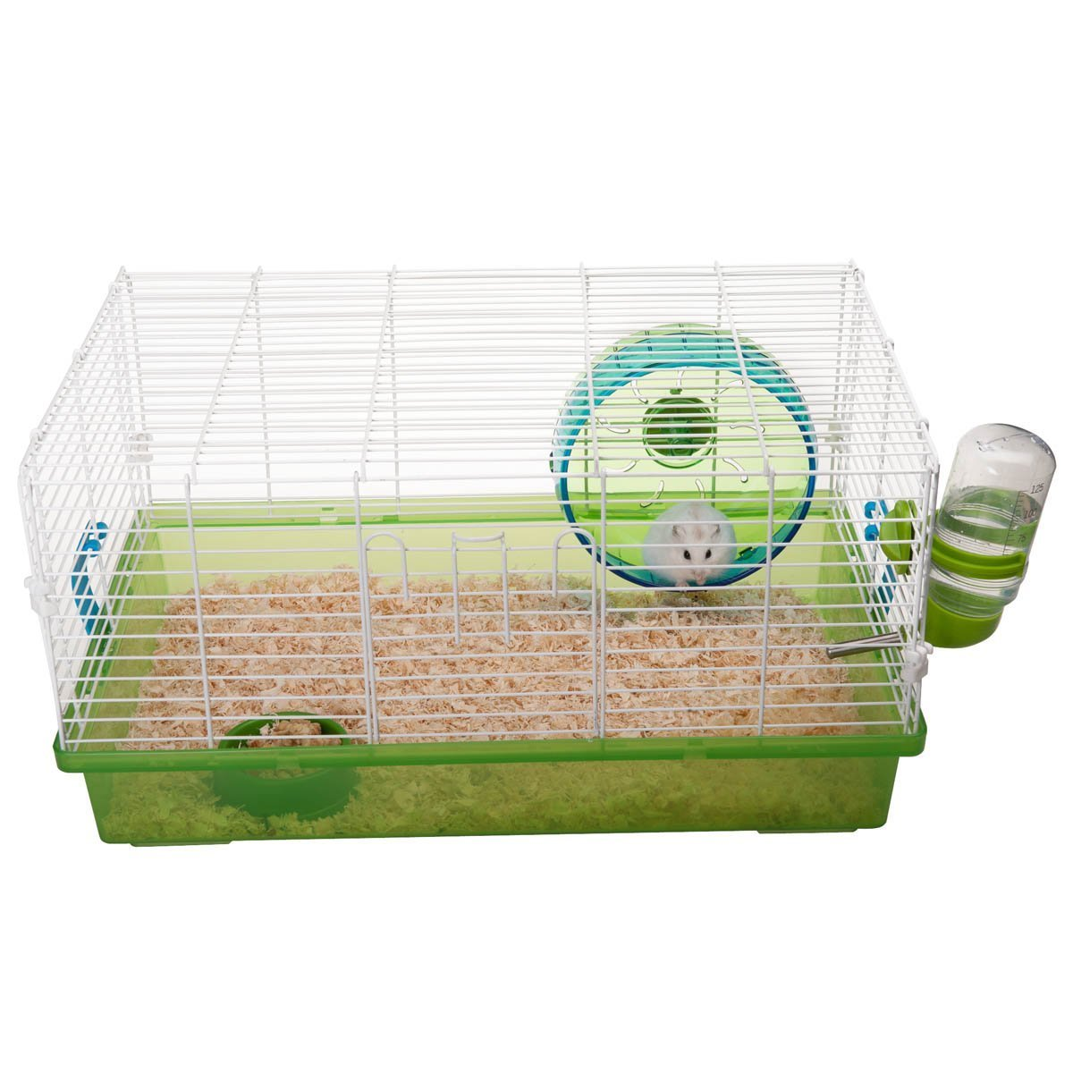 Favorite Small Animal Habitat Hamster Deluxe Pet Cage by Favorite (Image #2)