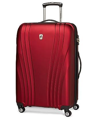 Amazon.com | Atlantic Luggage Lumina 28 Inch Exp. Hardside Spinner ...