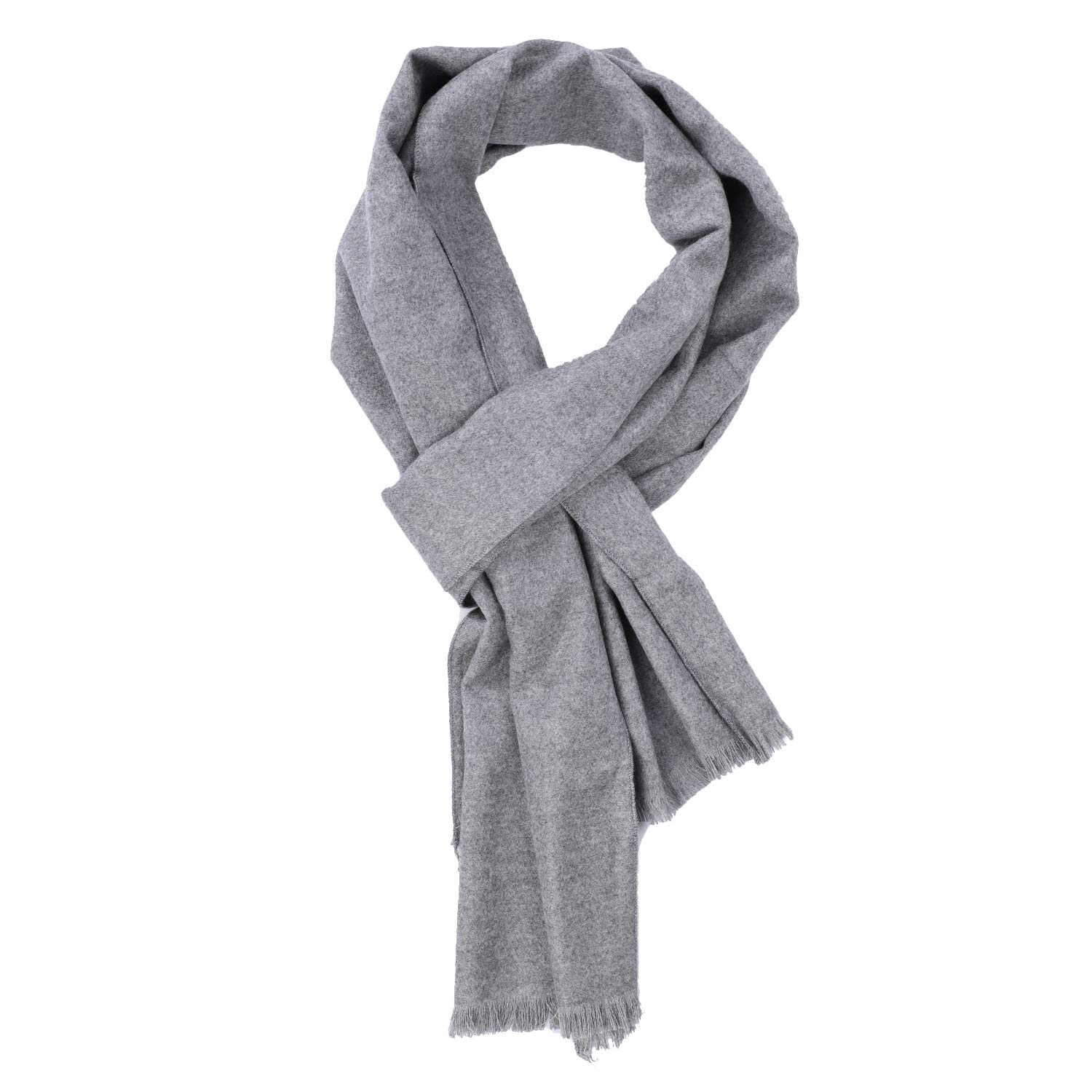 Mens Womens Cashmere Feel Winter Scarf Formal Soft Scarves Large Pashmina Wraps