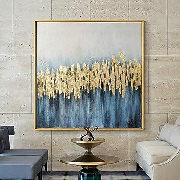 Pittura A Olio Dipinta A Mano,Dipinto Su Tela Paesaggio ...