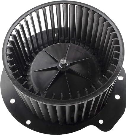 BOXI Motor de ventilador de calentador con ventilador para Ford ...