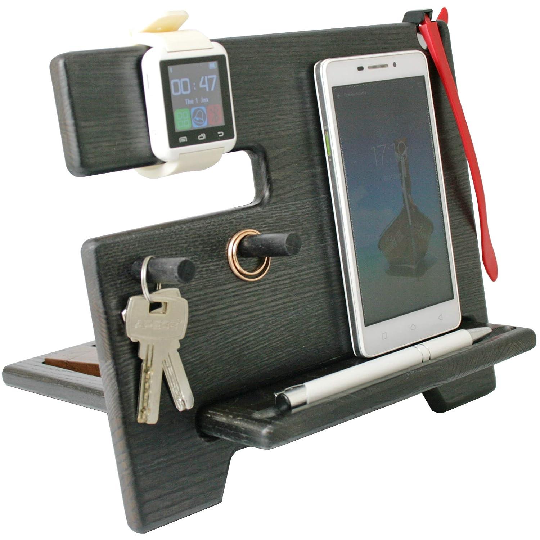 Amazon.com: Soporte de teléfono móvil para reloj ...