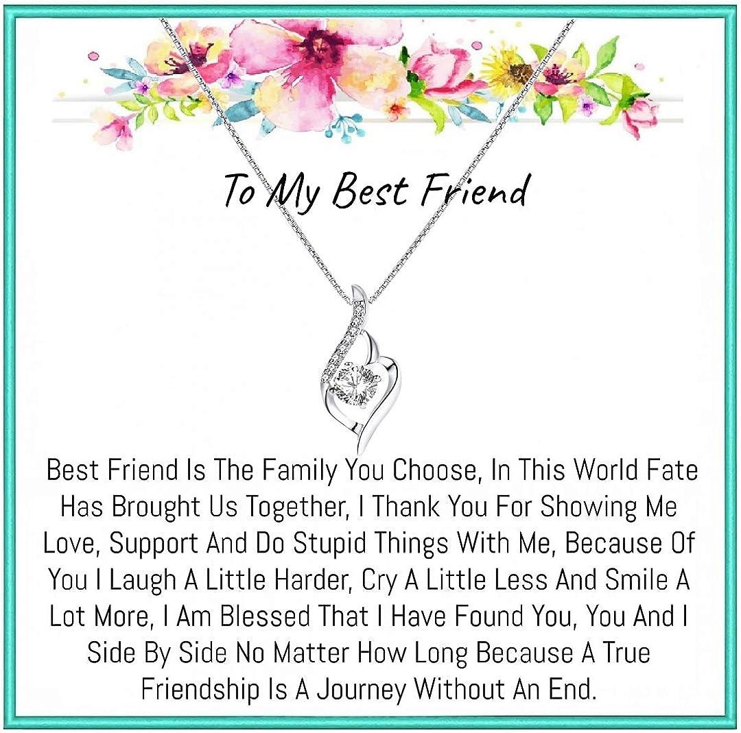 Onepurposegifts For Best Friend, Best friend Necklace, best friend Birthday, Long distance Best friend , Best Friend birthday, Best Friend jewelry