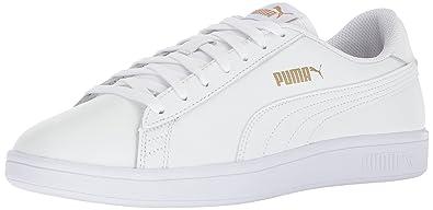 02e42c014af Puma Men s Smash v2 Leather Plus Sneaker  Buy Online at Low Prices ...