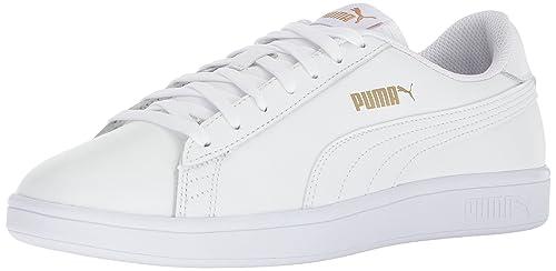 ed4d893273 PUMA Mens Smash V2 Leather Plus Sneaker