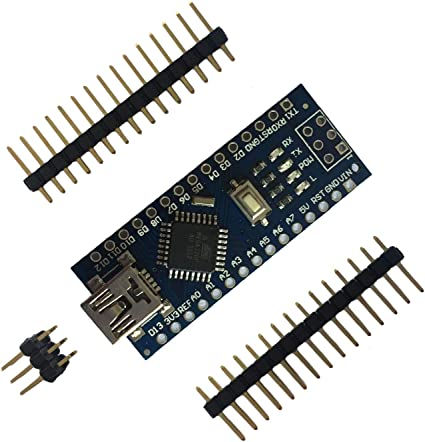 Mini USB Nano V3.0 16MHz 5V Pins ATmega328P Micro-controller Board for Arduino