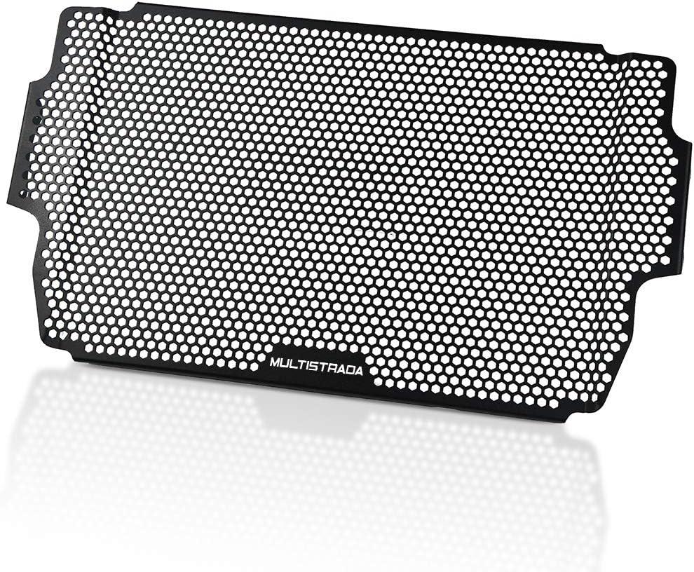Raffreddamento Custodia Alluminio Griglia Radiatore per Ducati Multistrada 950 2017-2020 Multistrada 950 S 2019 2020 Multistrada 1260 Multistrada 1200