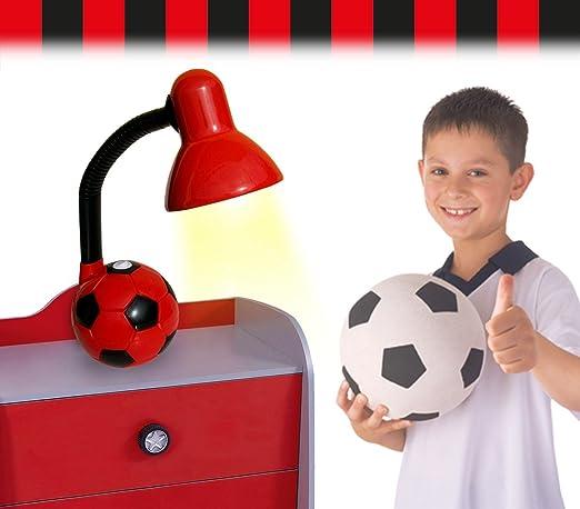 Lámpara de escritorio infantil para niño y niña con motivo de ...
