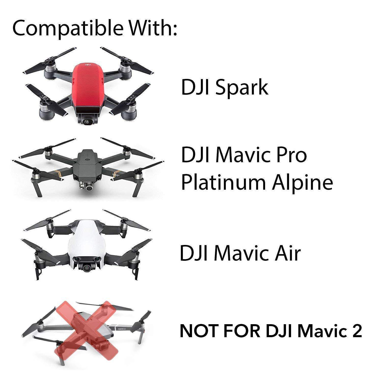f95acce60b3 Fstop Labs 2018 Edition Dji Mavic Pro Platinum, Spark: Amazon.co.uk:  Electronics