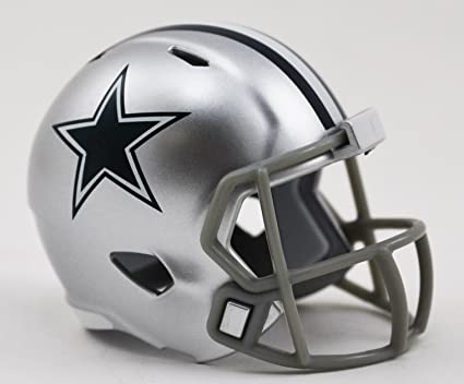 04477fd60 Amazon.com   DALLAS COWBOYS NFL Cupcake   Cake Topper Mini Football ...