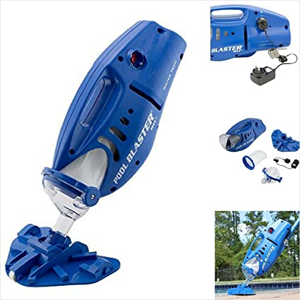 Kokido Zappy Automatic Vac Above Ground Swimming Pool Vacuum Cleaner