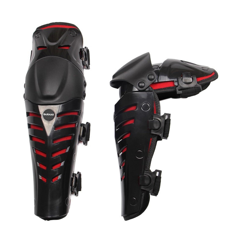 BARHAR Motorcycle Knee Shin Armor Protect Guard Pads
