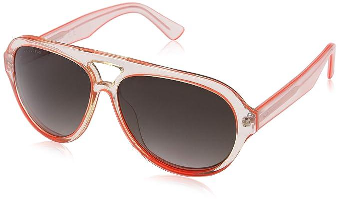 Dsquared D Squared, Gafas de sol para Hombre, Rojo (Red ...