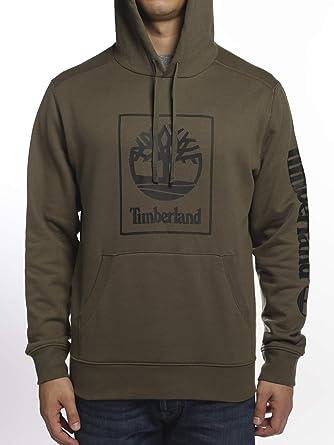 Timberland Hombres Sudaderas SLS Seasonal Logo: Amazon.es: Ropa y accesorios