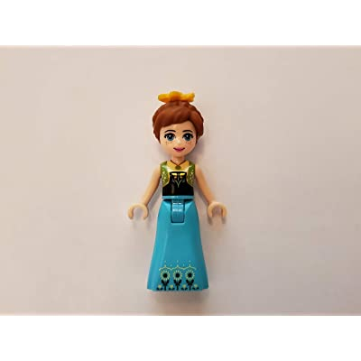 LEGO Disney Princess Frozen MiniFigure - Anna (41068): Toys & Games