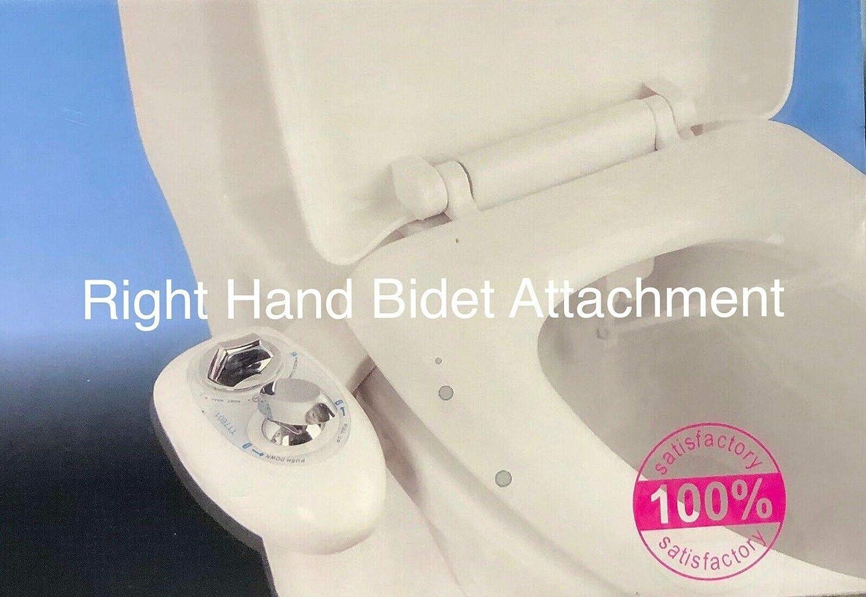 Bidet WashletTM Attache WC pour améliorer votre hygiène - Facile à