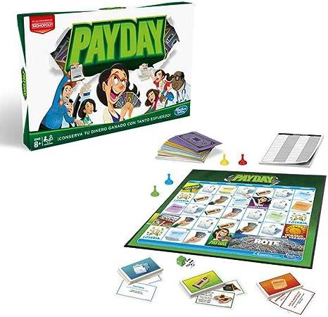 Hasbro European Trading Payday: Amazon.es: Juguetes y juegos