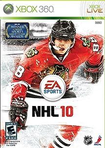 Nhl 10 Xbox 360 Video Games Amazon Com