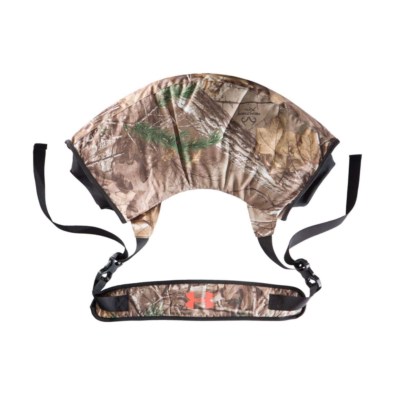 0ea833ec2fe Amazon.com   Under Armour UA Armour™ Deadcalm Camo Hand Warmer One Size  Fits All REALTREE AP-XTRA   Hiking Fanny Packs   Sports   Outdoors