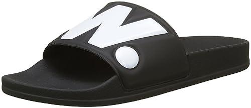 G-Star Raw Cart Slide II, Sandalias de Punta Descubierta para Mujer, Negro (Black/White 964), 40 EU G-Star