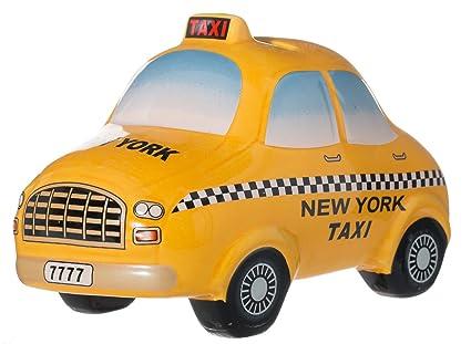 4ce1a77ae6029 Artisan Owl New York City Taxi Ceramic Piggy Money Bank - Officially  Licensed