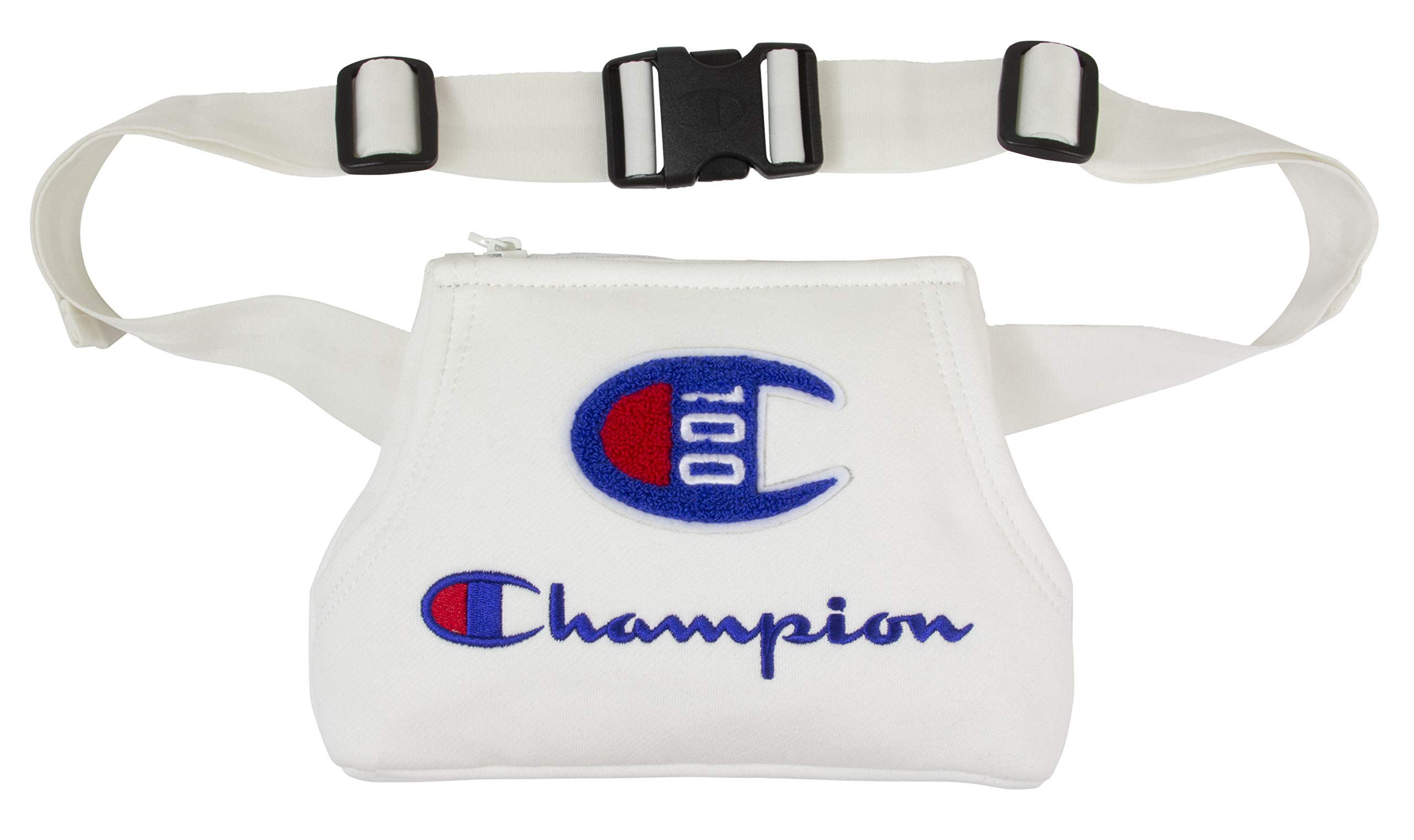 Champion Men's 100 Year Pocket Pack, White, One Size