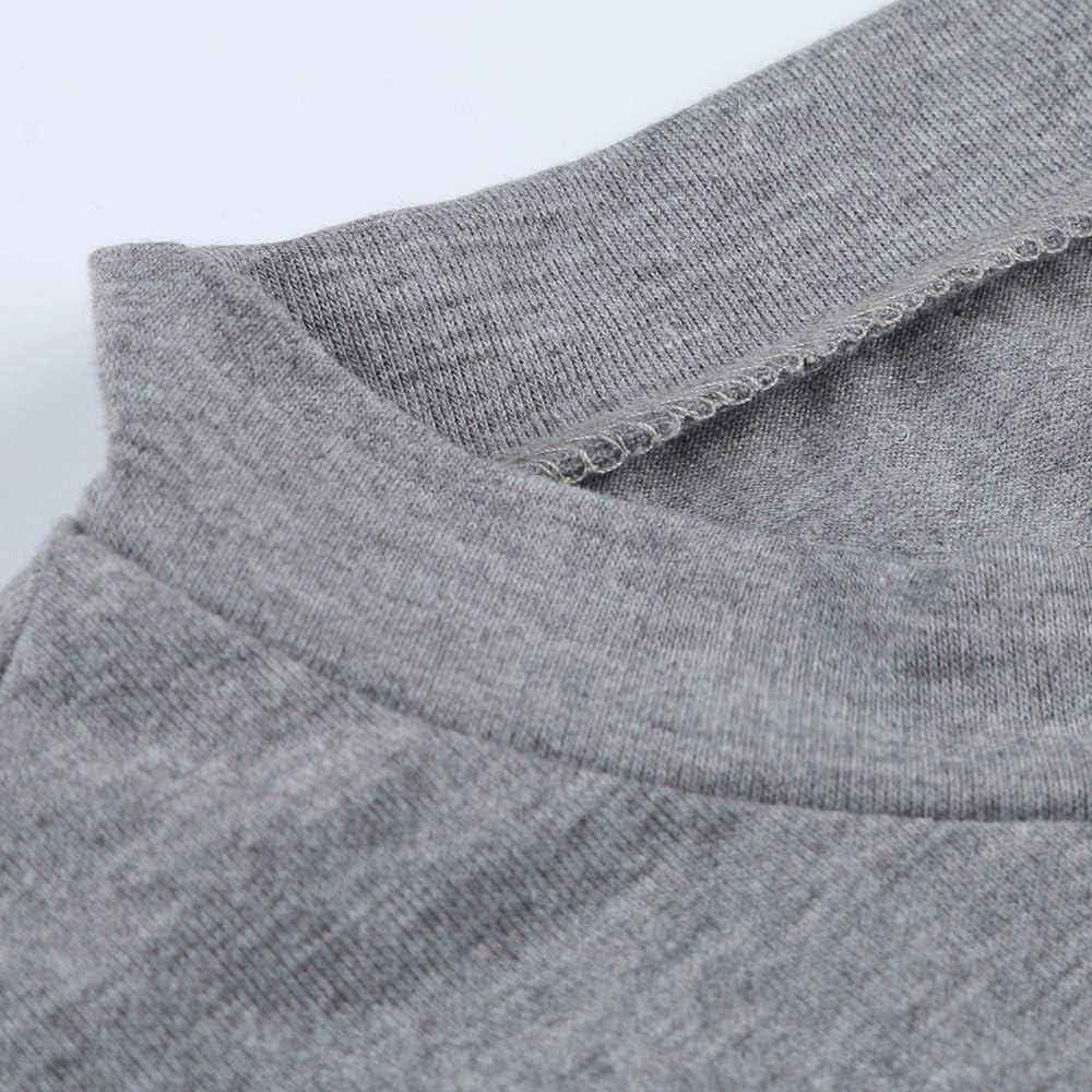 JESPER Women Casual Soft High Waist Maxi Dress Lounge Wear Solid 3//4 Sleeves Pocket Dress