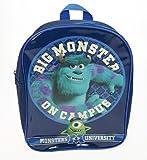 Disney - Petit cartable sac à dos Monstres et Compagnie Academy (30 x 24 x 8 cm)