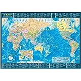 東京カートグラフィック 世界地図 A2 MPWA