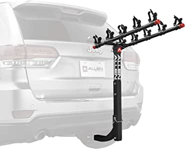 Allen Sports 5-Bike Hitch Racks for 2 in. Hitch
